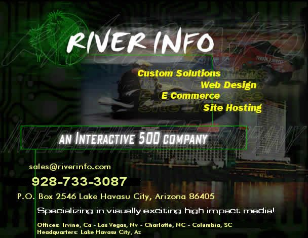 River Info, An Interactive 500 Company